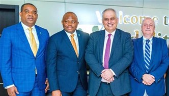 Bank of Beirut - UK  Visits Fidelity Bank