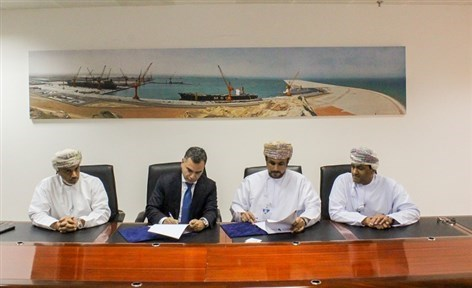 SEZAD & Bank of Beirut - Oman Branches Sign an MOU